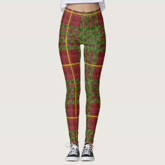 Pacific Northwest Tartan Leggings