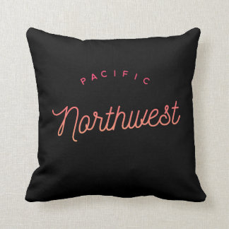 "Pacific Northwest Throw Pillow 16"" x 16"""