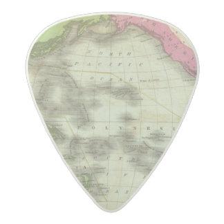 Pacific Ocean 6 Acetal Guitar Pick