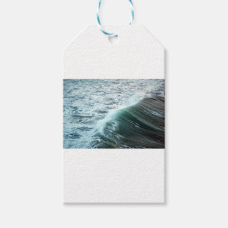 Pacific Ocean Blue Gift Tags