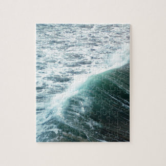 Pacific Ocean Blue Jigsaw Puzzle