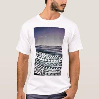 Pacific Ocean Cultures T-Shirt