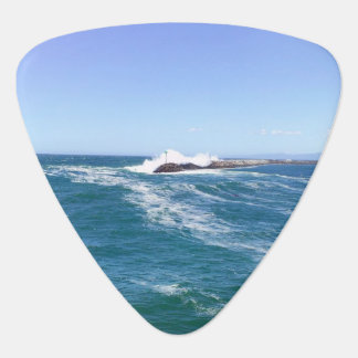 Pacific Ocean  Guitar Pick