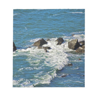 Pacific Ocean in Motion Notepads
