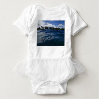Pacific Ocean Maui Baby Bodysuit