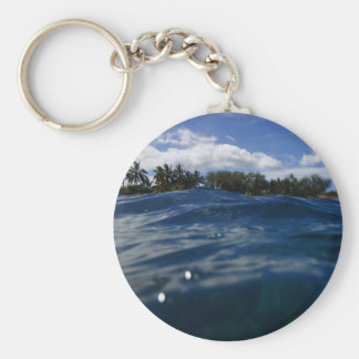 Pacific Ocean Maui Key Ring