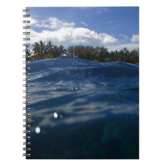 Pacific Ocean Maui Notebooks