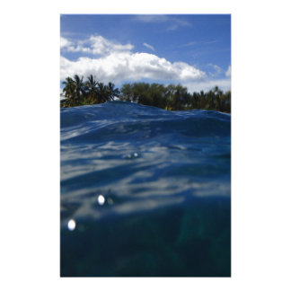 Pacific Ocean Maui Stationery