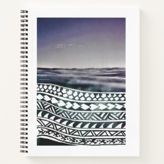 Pacific Oceans Culture Notebook