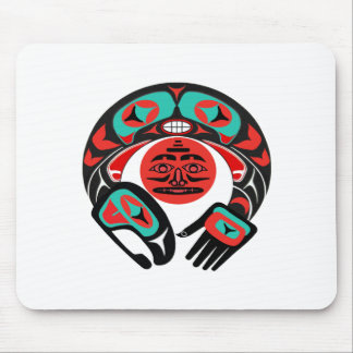 Pacific Pride Mouse Pad
