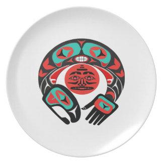 Pacific Pride Plate