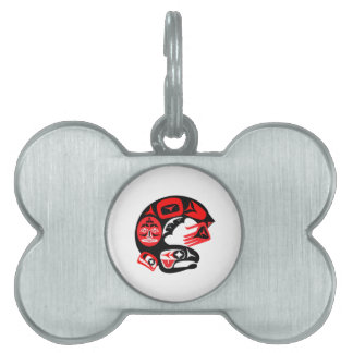 Pacific Prosperity Pet ID Tag