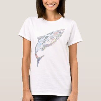 Pacific Salmon Habitat T-Shirt