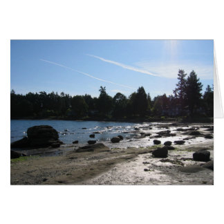 Pacific Shores Nature Resort Card