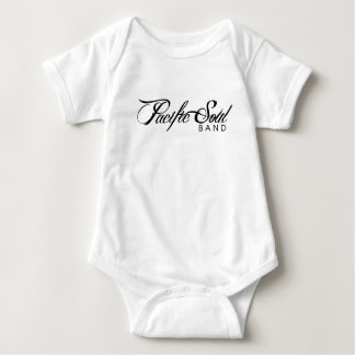 Pacific Soul Band Logo Baby Bodysuit