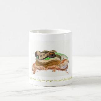 Pacific Tree Frog by Susan Fox Coffee Mug