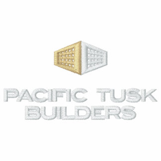 Pacific Tusk Builders Dark Apparel Track Jackets