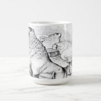 Pacific Walrus Coffee Mug