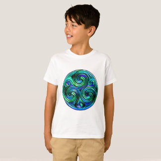 Pacific Waves Child's T-shirt