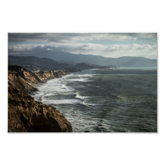 Pacifica California Poster