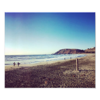 Pacifica State Beach Photo Print