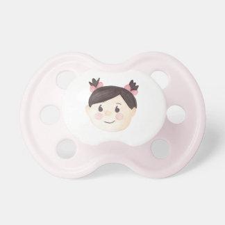 Pacifier babygirl