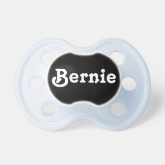 Pacifier Bernie