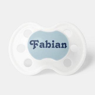 Pacifier Fabian