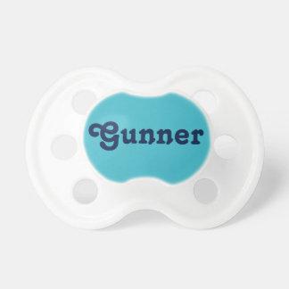 Pacifier Gunner