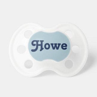 Pacifier Howe