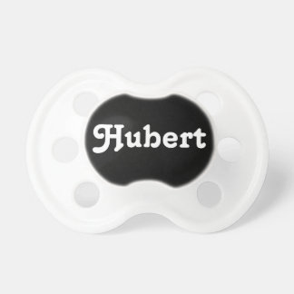 Pacifier Hubert