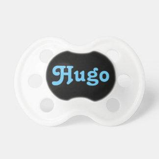 Pacifier Hugo