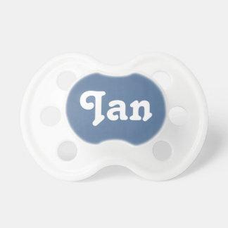 Pacifier Ian