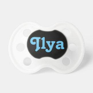 Pacifier Ilya