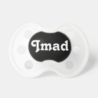 Pacifier Imad