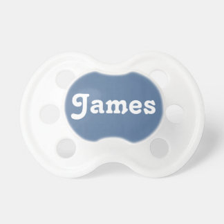 Pacifier James