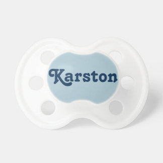 Pacifier Karston