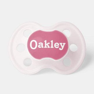 Pacifier Oakley