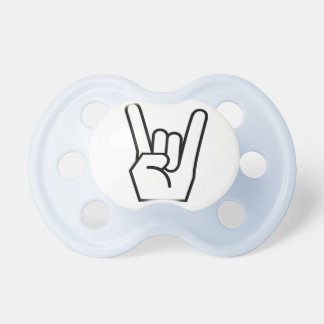 pacifier,rock and roll, baby