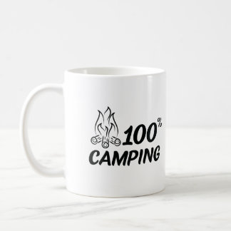 Pack 100% camp-site coffee mug