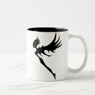 Pack Aklane Two-Tone Coffee Mug
