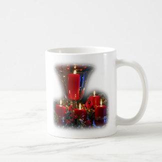 Pack candles coffee mug