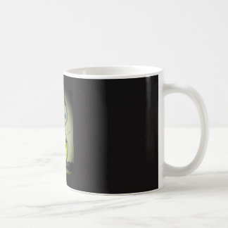 Pack chick in its shell coffee mug