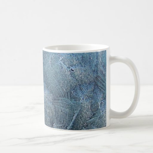 "Pack ""Crystals of ice "" Mugs"