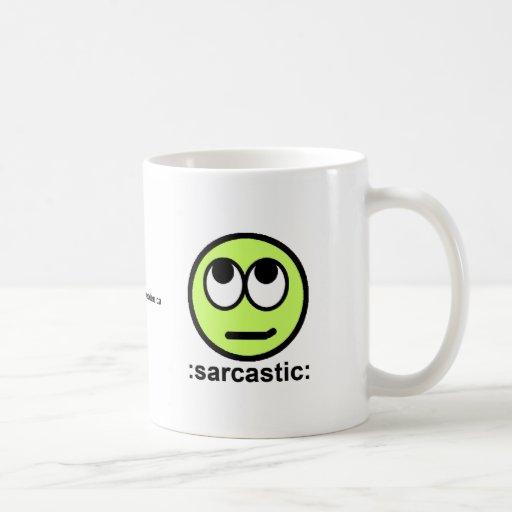 Pack dB: sarcastic: Mug
