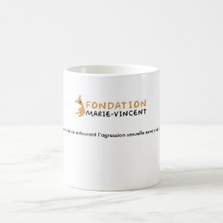 Pack for the Marie-Vincent Foundation Coffee Mug