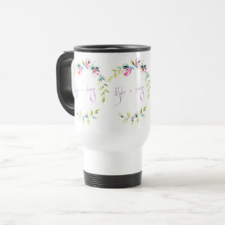 Pack for work and voyage travel mug