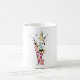 Pack giraffe coffee mug
