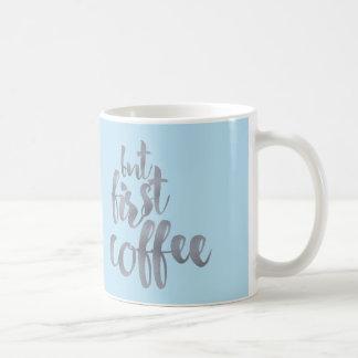 PACK GOAL FIRTS COFFEE MUG