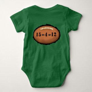Pack  green bay baby bodysuit